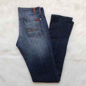 7 For All Mankind Roxy Size 26 Women's Jeans